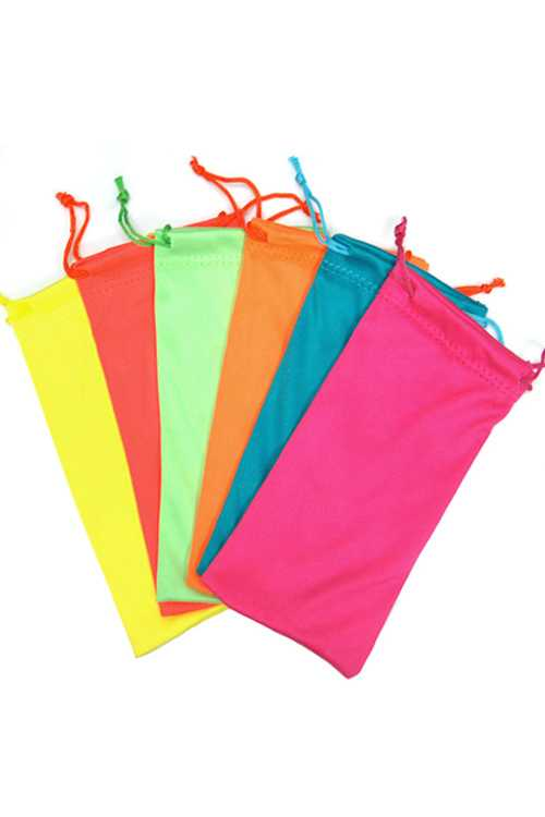 1DZ Sunglasses Pouch Package - NEON