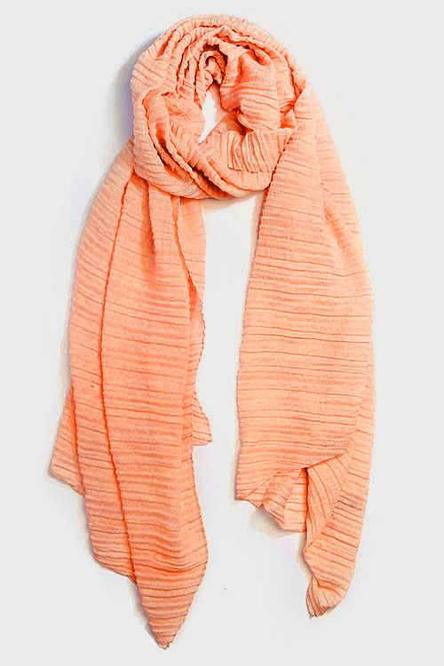 Crinkle Fashion Scarf