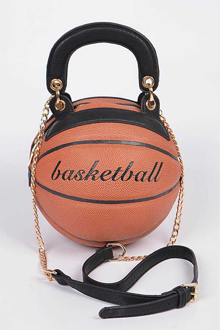 Iconic Basketball Convertible Clutch Bag