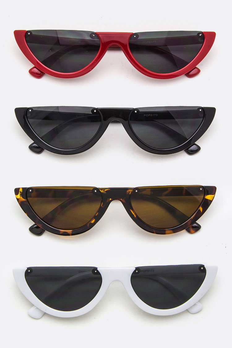 80'S Hiphop Iconic Sunglasses