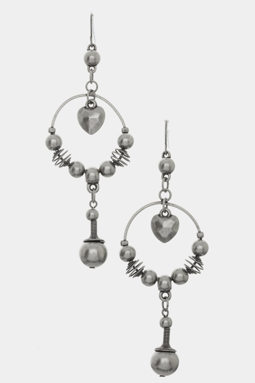 Dangling Chandlier Earrings