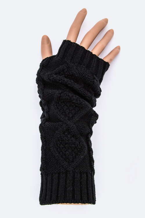 Knit Arm Warmer