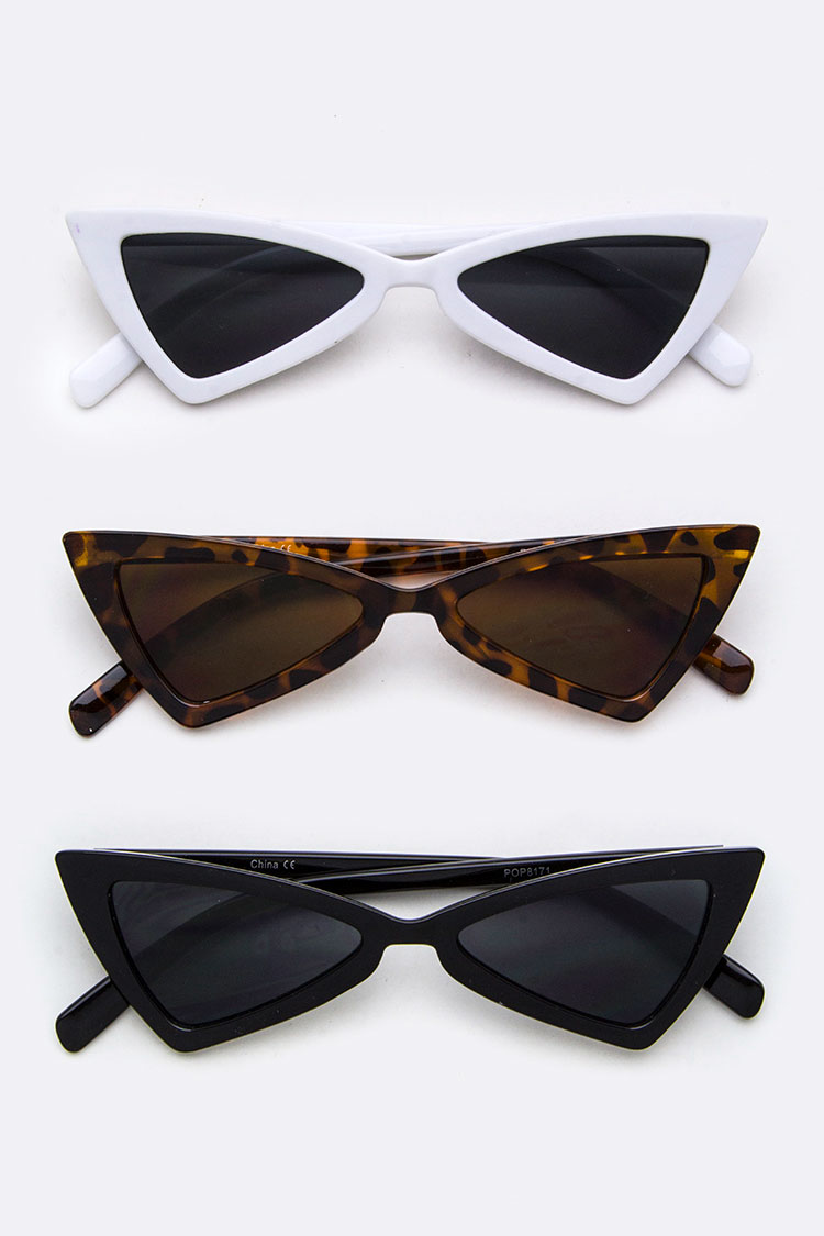 Iconic Triangle Sunglasses