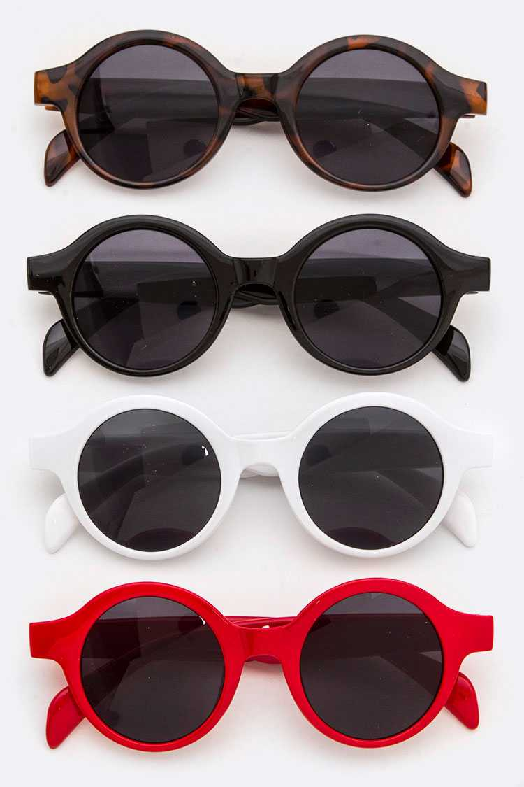 Pop Art Iconic Fashion Sunglasses