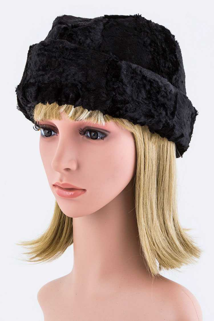 Furry Cossack Hat