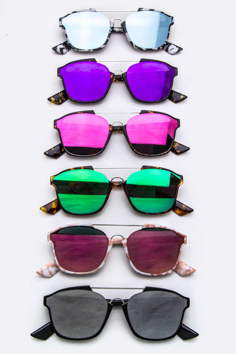 Iconic Square Sunglasses