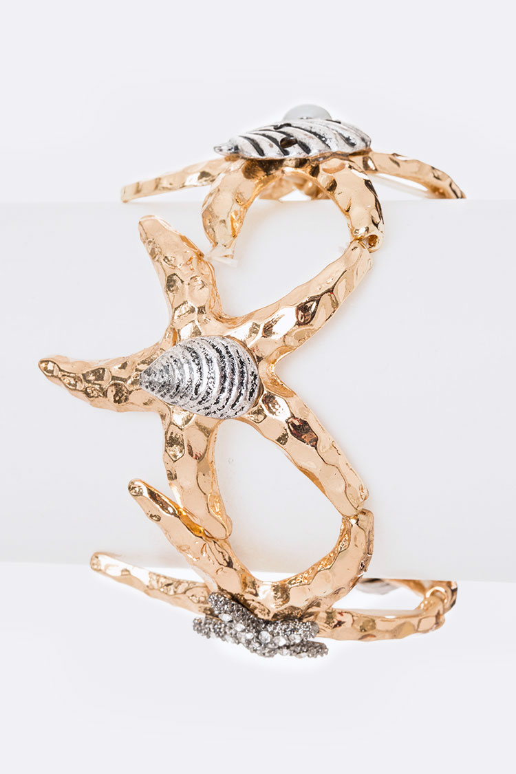 Iconic Starfish Stretch Bracelet