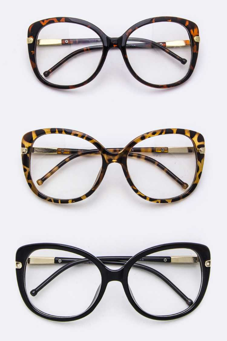 Butterfly Optical Glasses