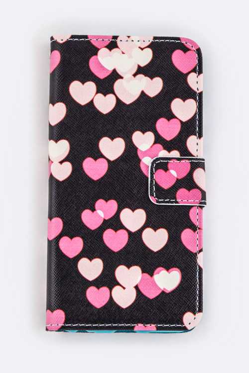 Heart Pattern Iphone 6 Fashion Case