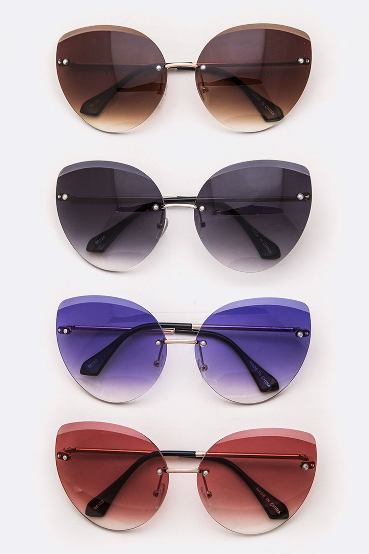 Mix Tint Butterfly Iconic Sunglasses