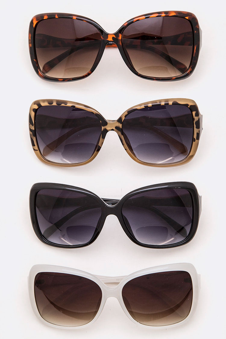 Oversize Butterfly Sunglasses