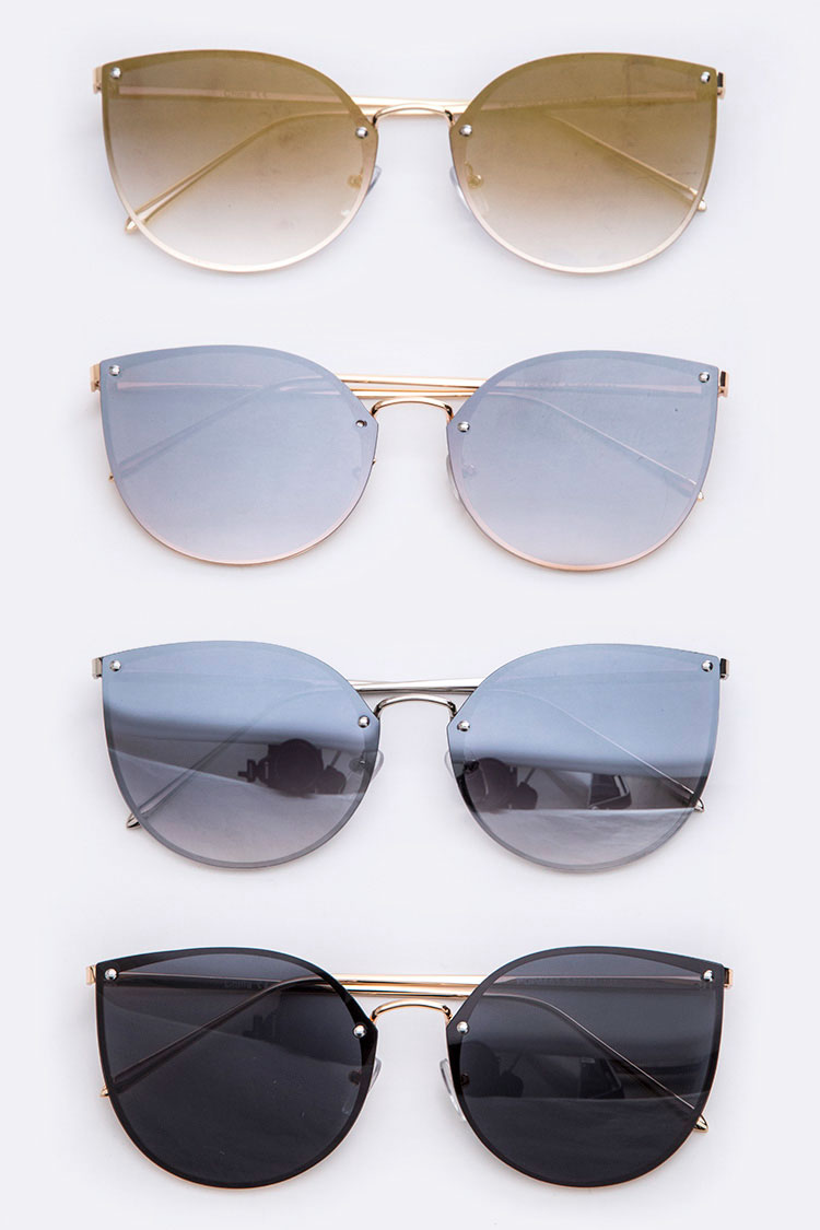 Oversize Cat Eye Iconic Sunglasses