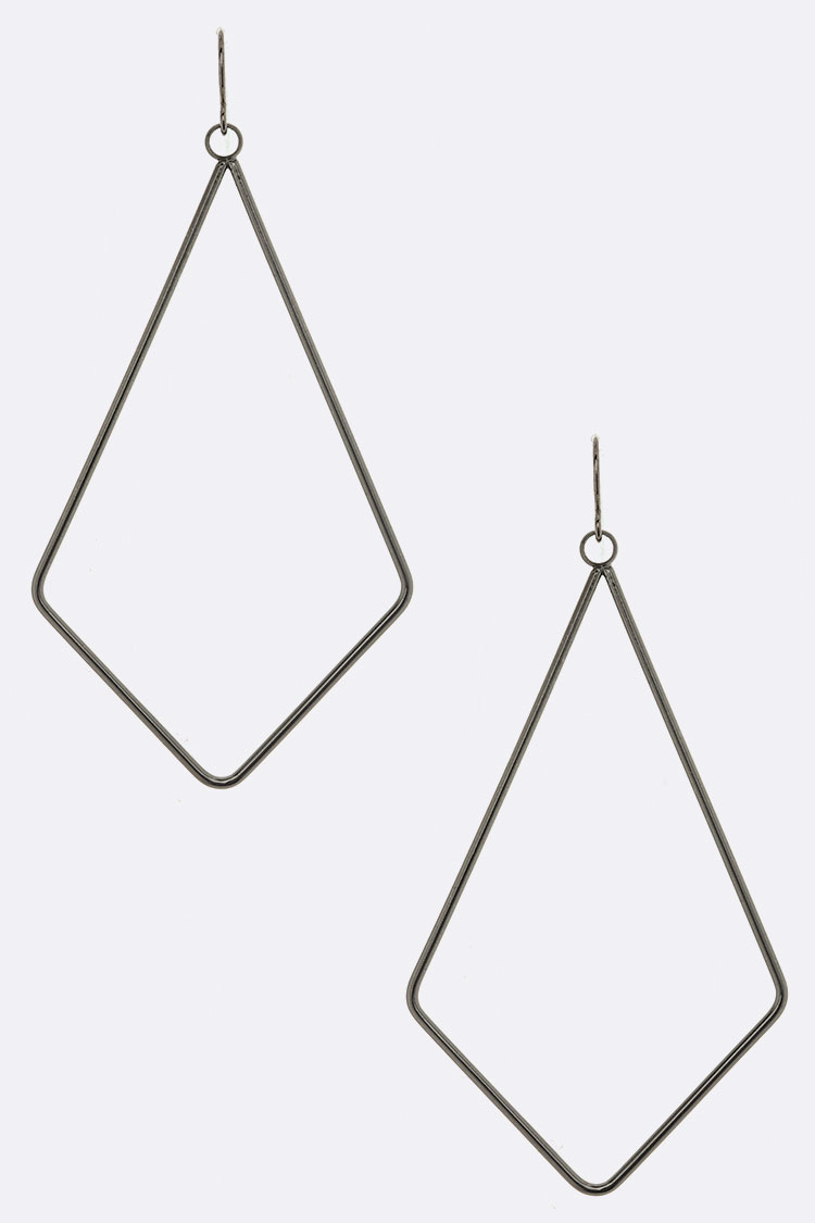 Wired Drop Iconic Earrings