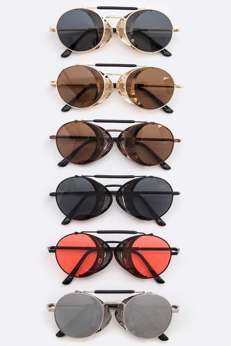 Iconic Oval Sunglasses