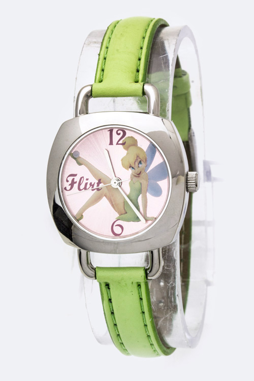 Tinker Bell Fashion Watch