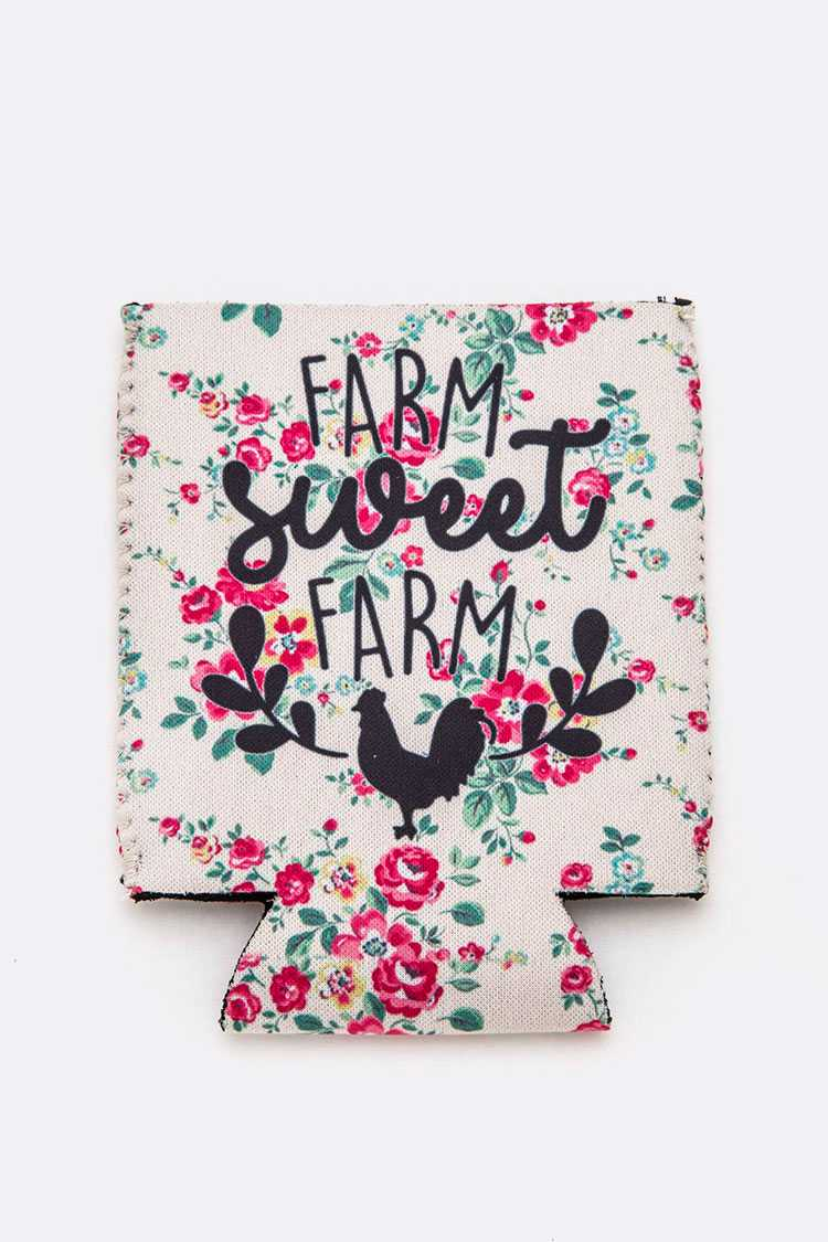 Farm Sweet Farm Iconic Drink Sleeve