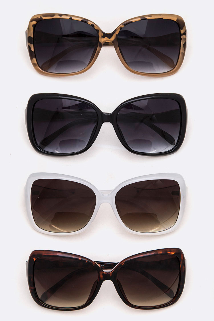 Butterfly Oversized Sunglasses