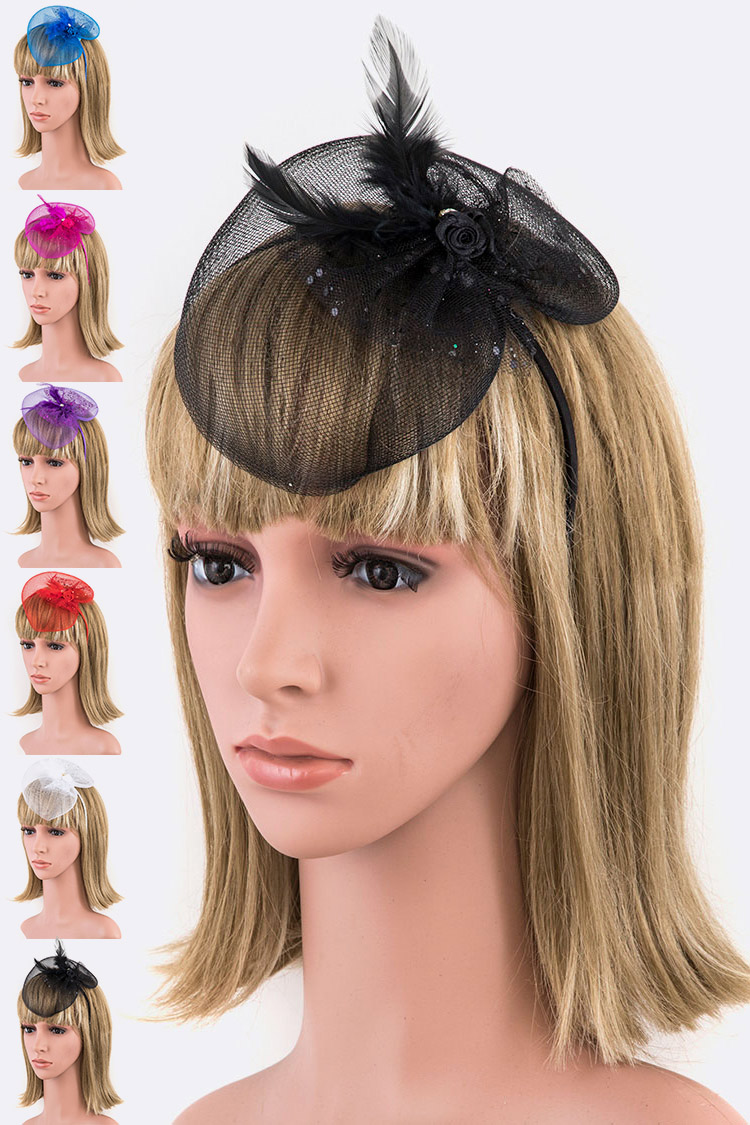 Clip On Convertible Head Piece