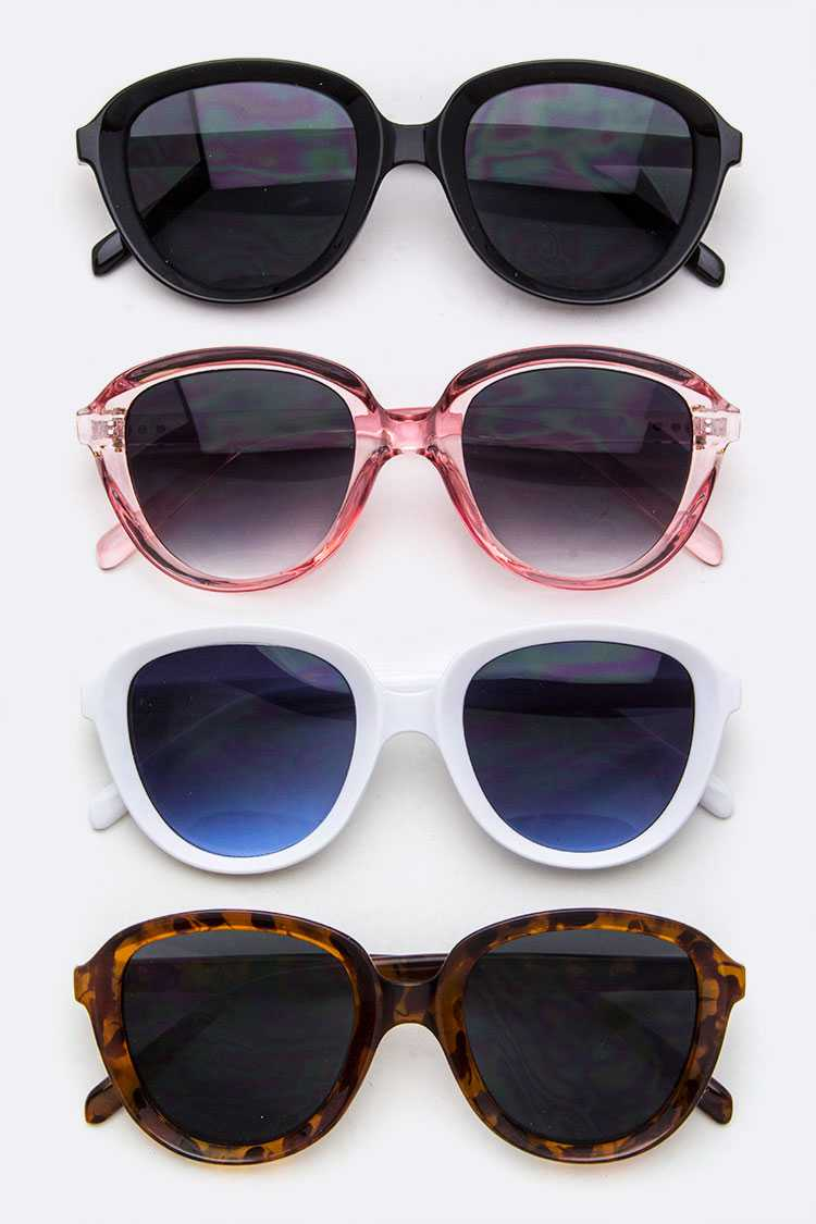 Edgy Iconic Sunglasses