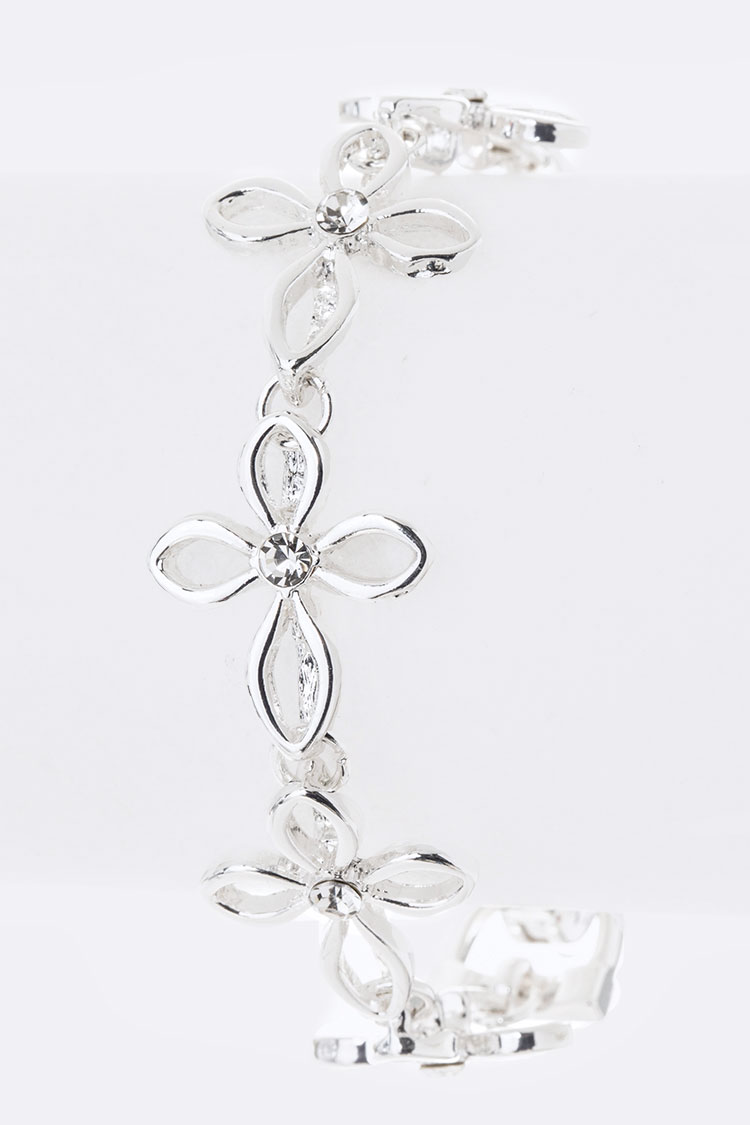 Cross Link Iconic Bracelet