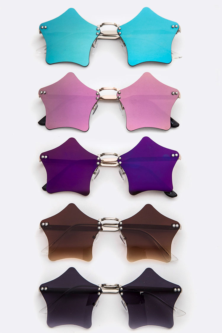 Iconic Star Sunglasses