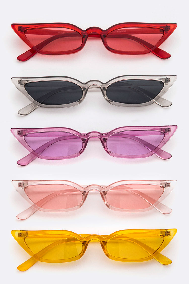 Iconic Skinny Sunglasses