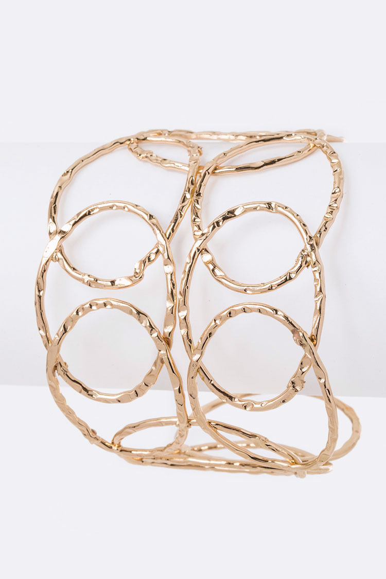Wired Adjustable Open Cuff