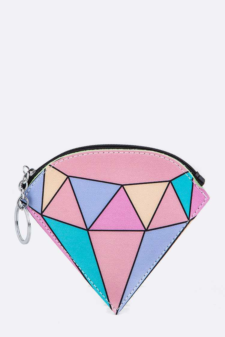 Diamond Coin Purse
