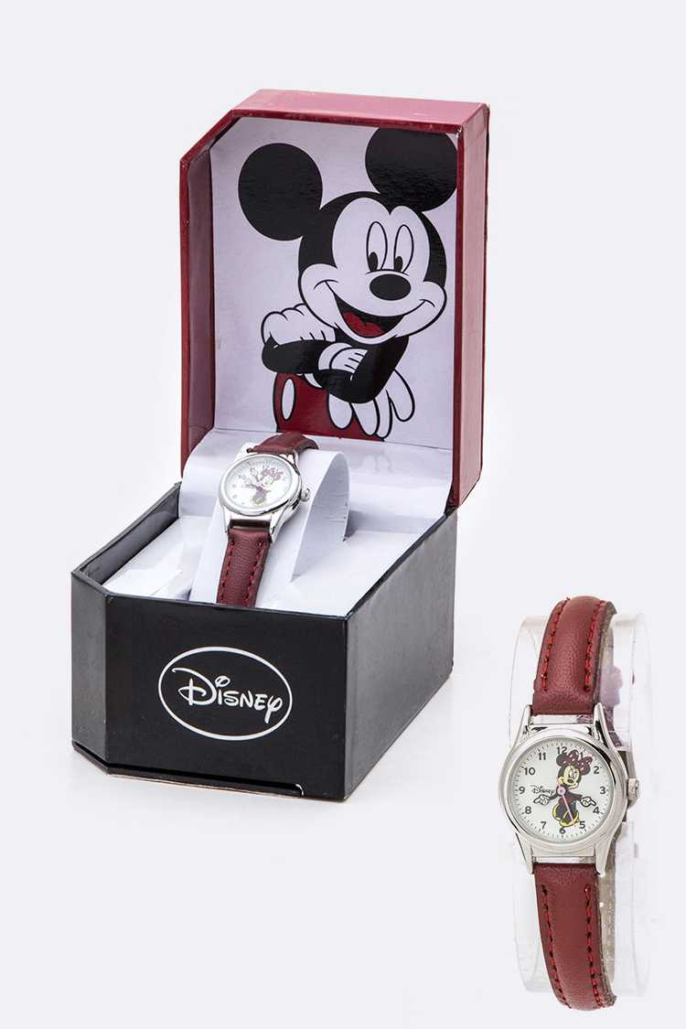 Minnie Hands Fashion Watch