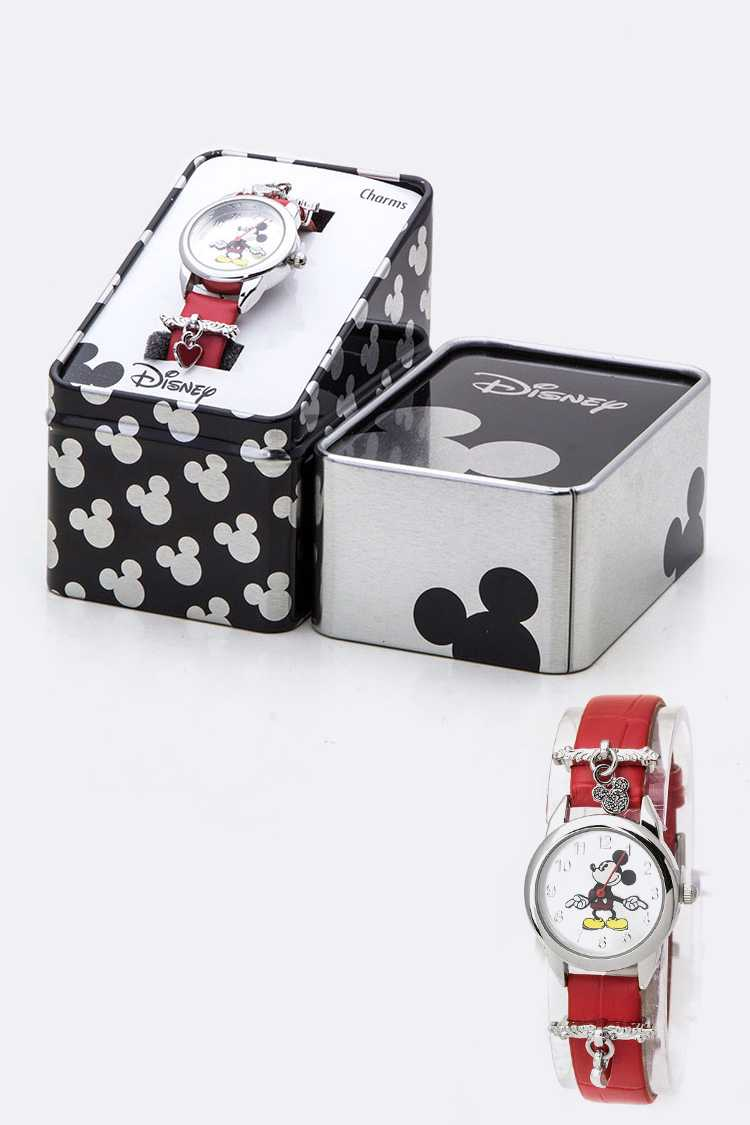 Classic Mickey Charmed Watch