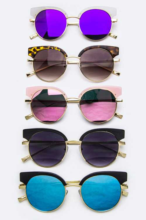Iconic Fashion Sunglasses