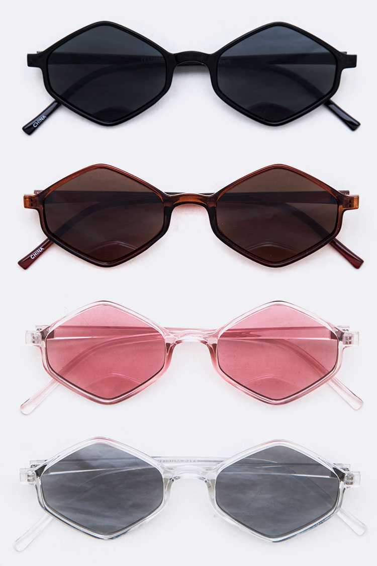 Iconic Retro Sunglasses Set