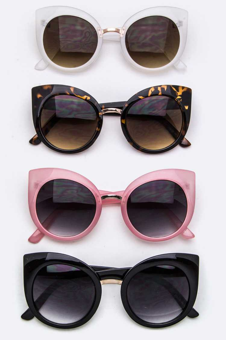 Iconic Cat Eye Sunglasses