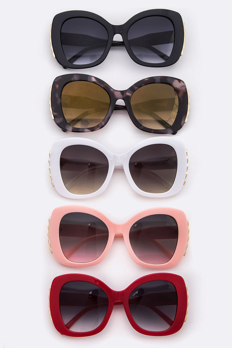 Oversized Butterfly Iconic Sunglasses
