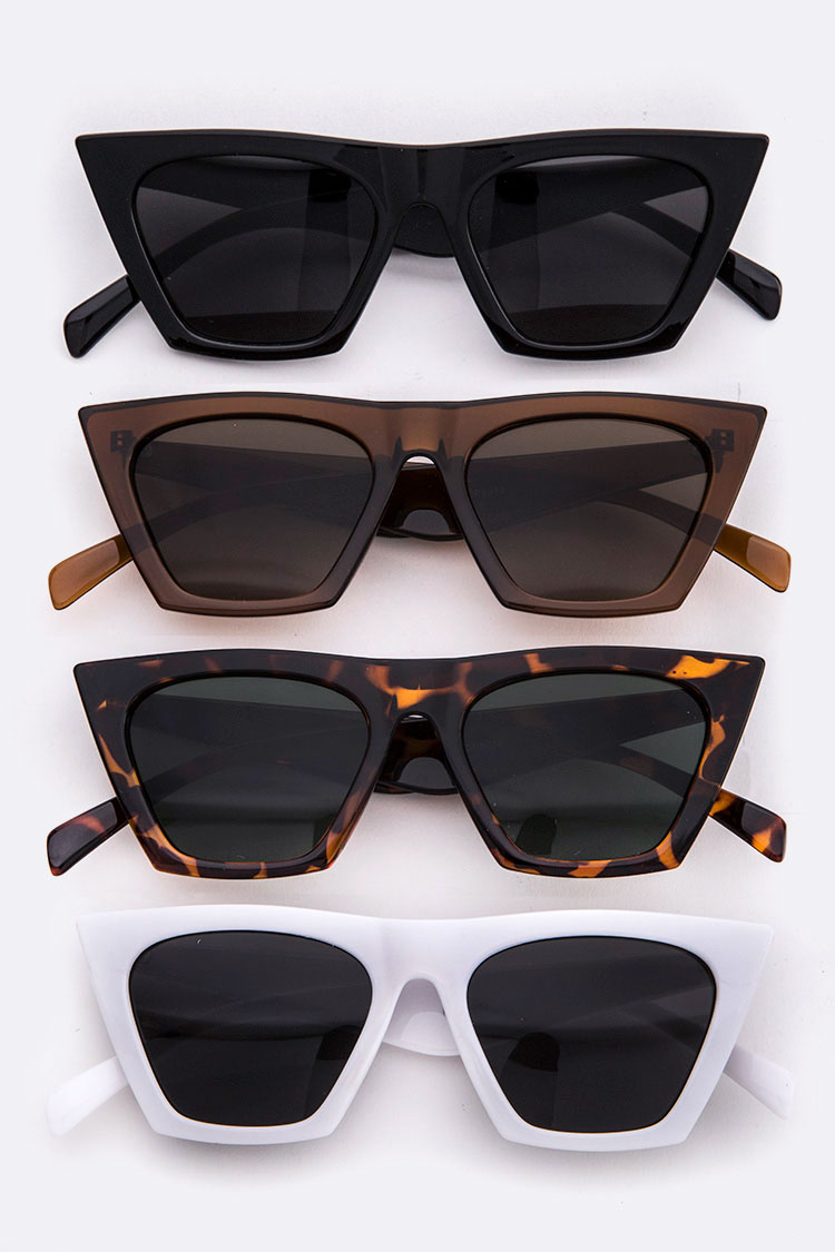 Pointy Cateye Iconic Sunglasses