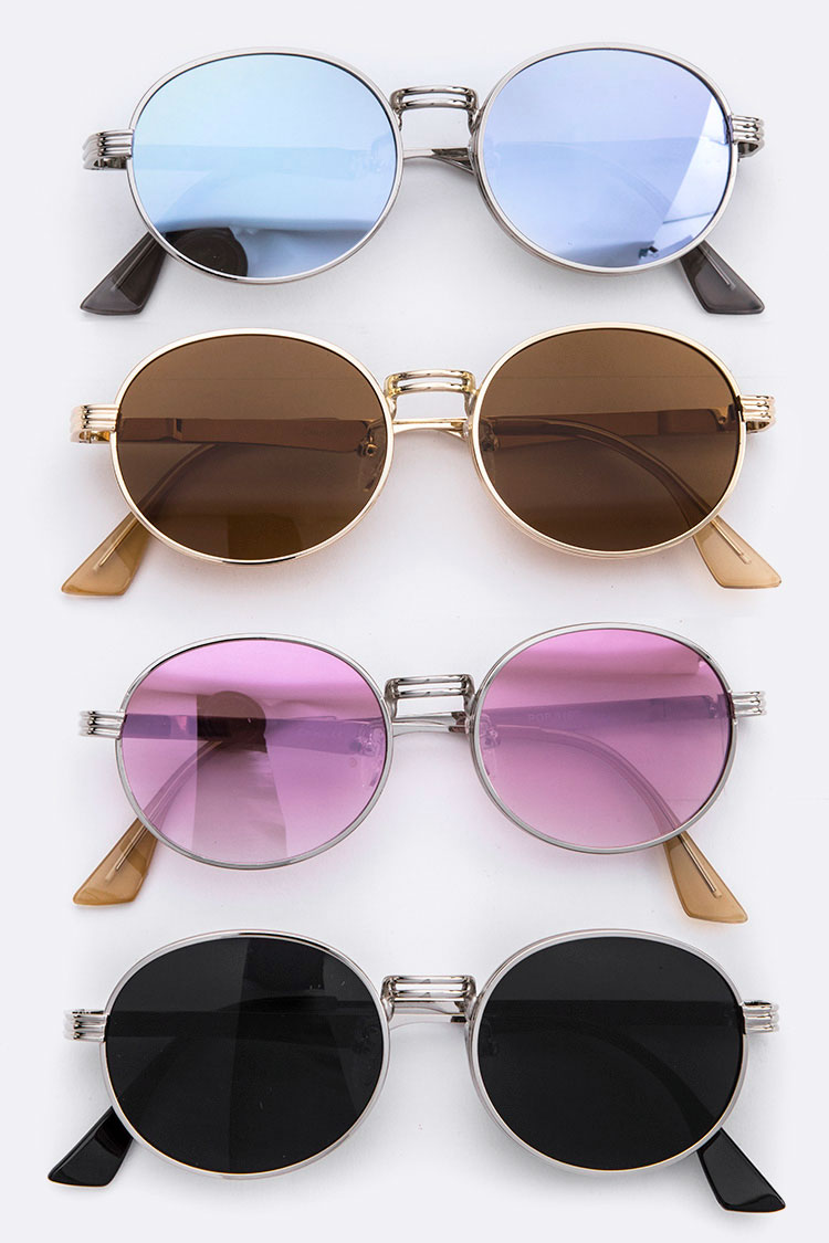90's Fashion Round Sunglasses