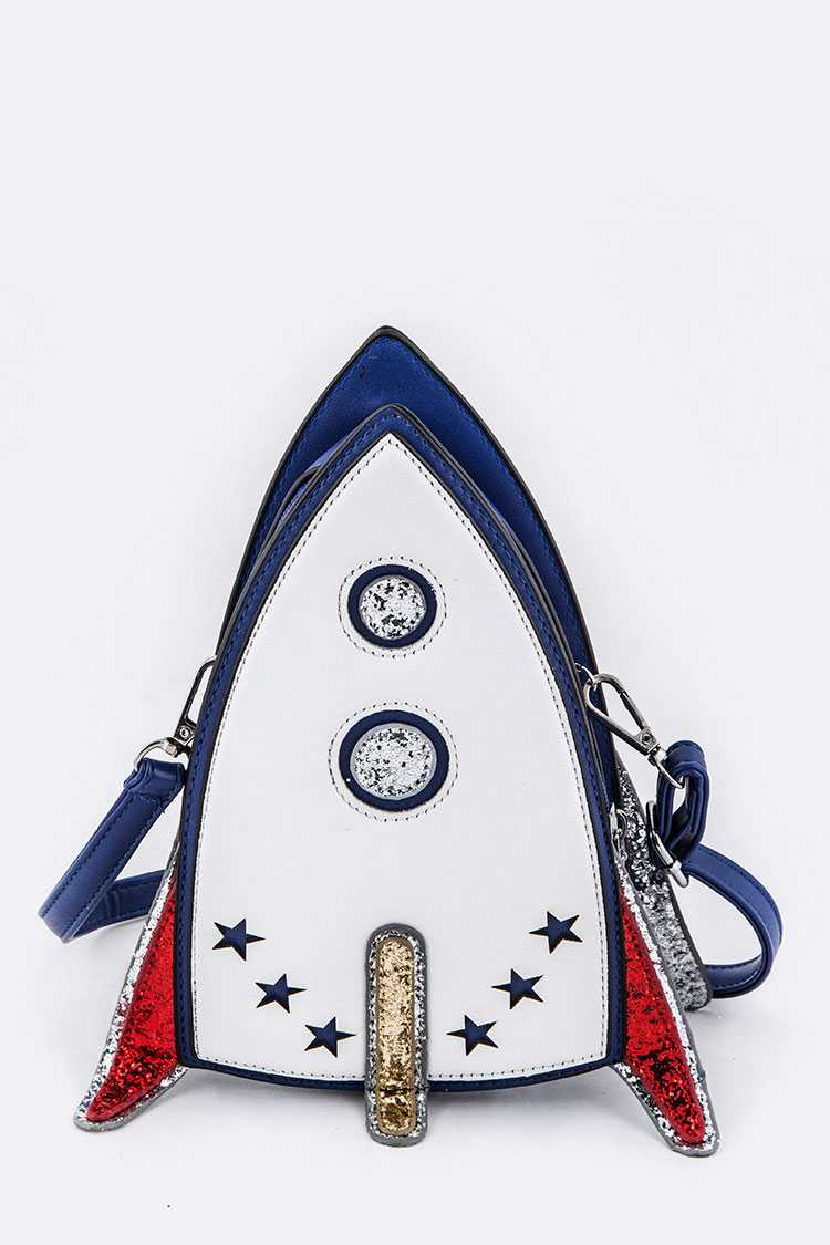 Iconic Rocket Crossbody Bag