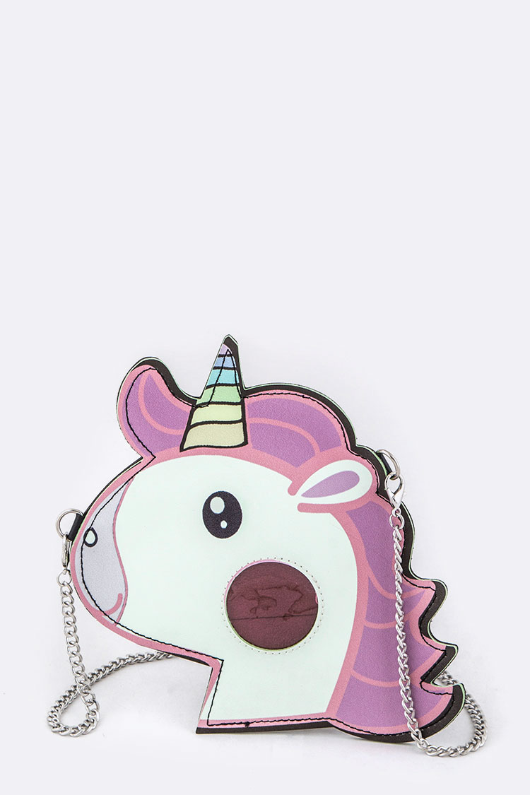 Unicorn Convertible Coin Purse