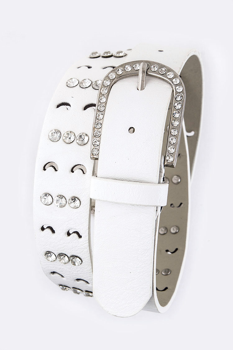 Crystal Fashion Belt