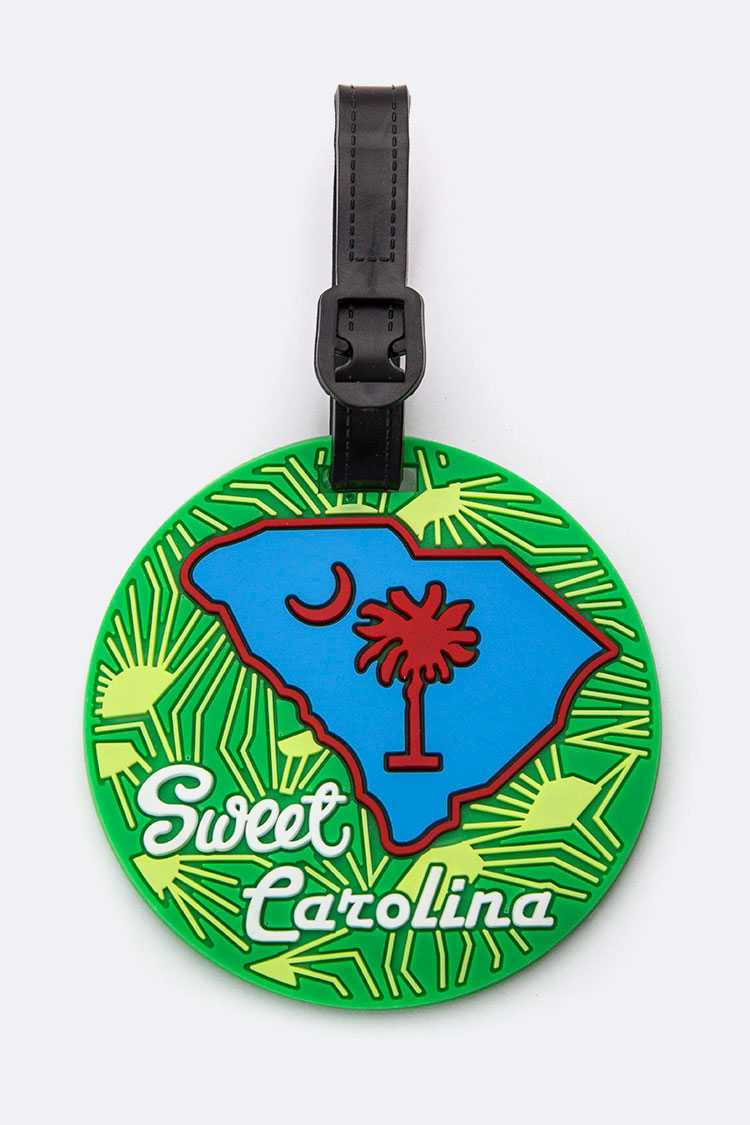 Sweet Carolina Jelly Bag & Luggage Tag