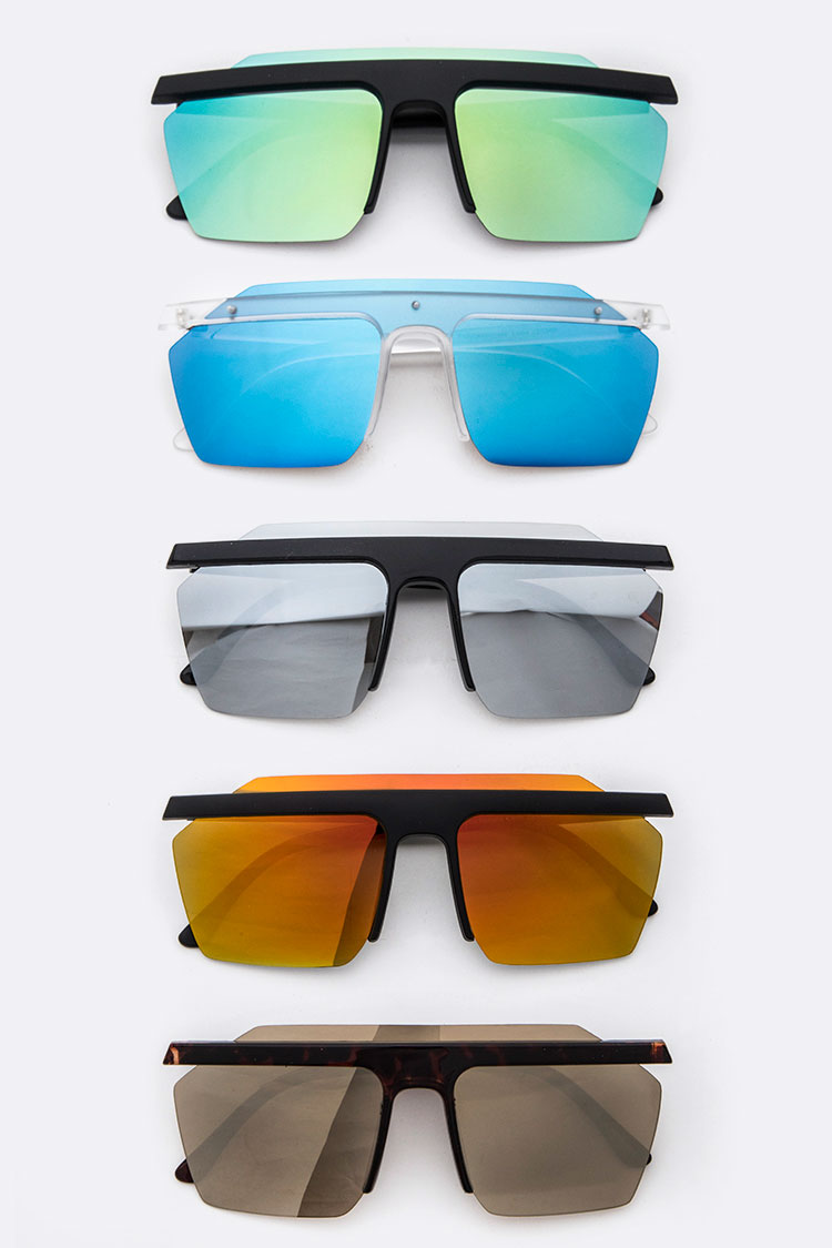 Iconic Futuristic Sunglasses