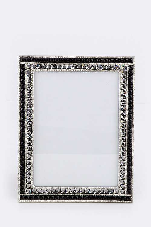 Crystal Boutique Large Picture Frame