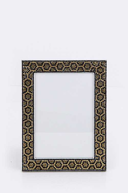 Crystal Small Picture Frame