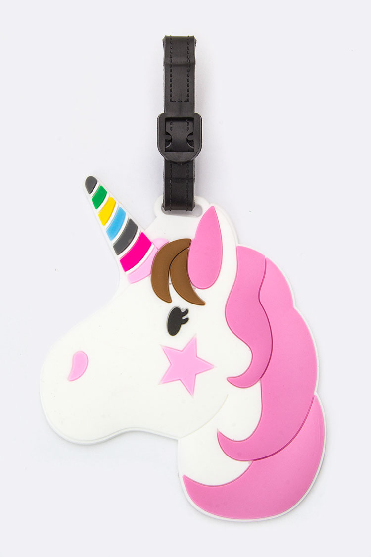 Unicorn Jelly Bag & Luggage Tag