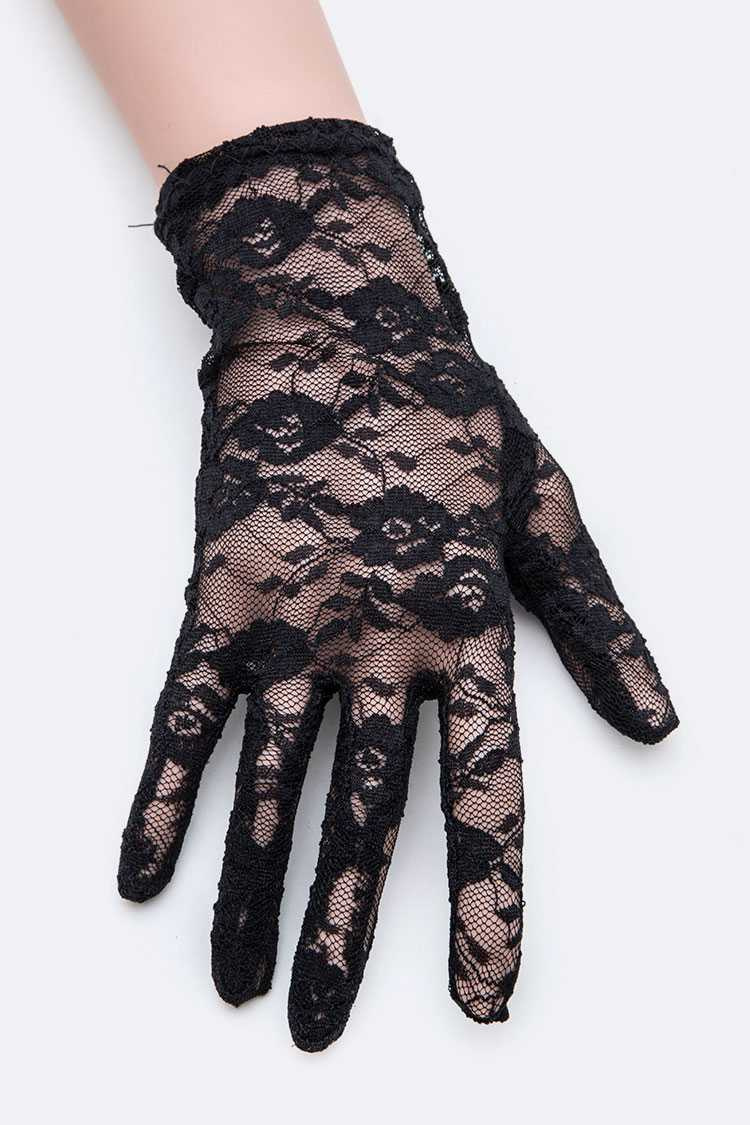 Lace Fashion Gloves