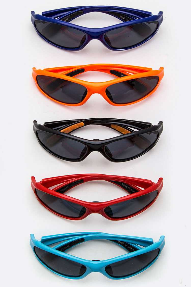 Kids Size Sports Sunglasses