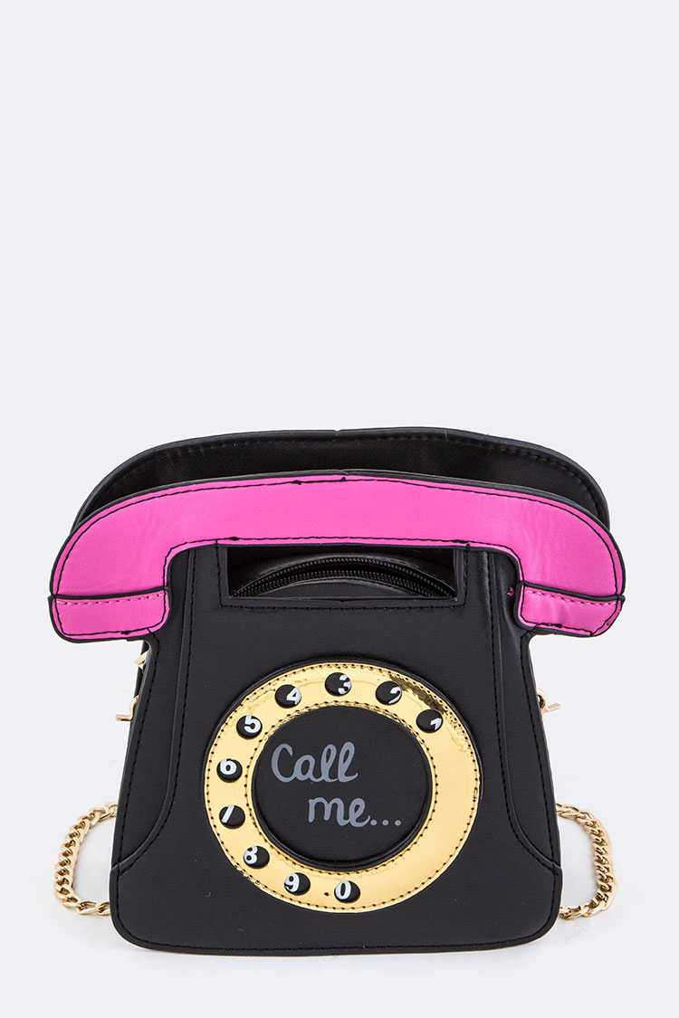 Classic Phone Crossbody Bag
