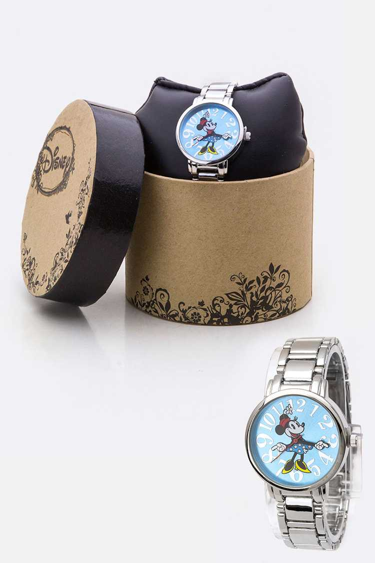 Classic Minnie Hands Fashion Watch