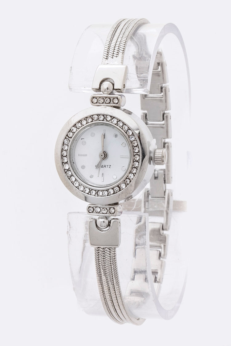 Chain Strap Petite Classic Watch