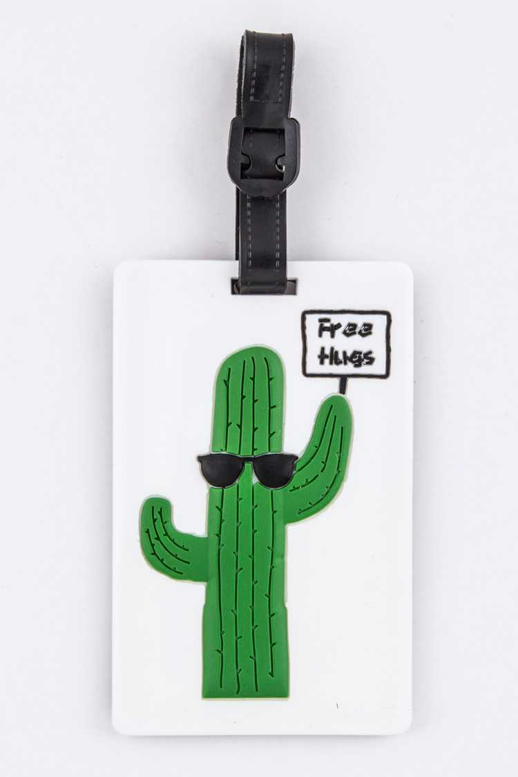 Cactus Jelly Bag & Luggage Tag